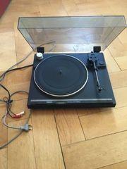 Plattenspieler Yamaha P-