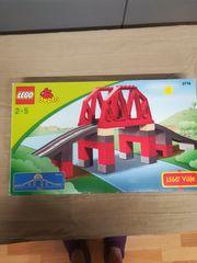 günstig kaufen 3774 LEGO Duplo Eisenbahnbrücke