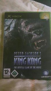 Xbox King Kong