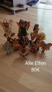 Elfen Figuren um