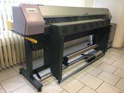 Digitaldrucker Großformatdrucker Lösemitteldrucker Mimaki JV3