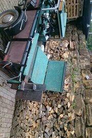 Holzspalter auf Anhänger Benzinmotor 20