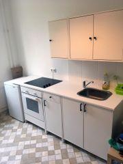 IKEA-Küche wegen