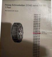 Pewag servo RS75