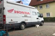 Iveco Daily Renntransporter