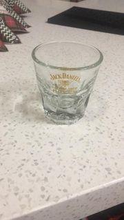 6 Jack Daniels Schnapsgläser