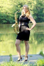 Saxophon-, Klavier- und