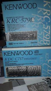 Kenwood Autoradio