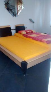 Zu verschenken Doppelbett