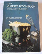 Unser Kleines Kochbuch zur IKA