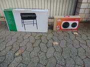 Grill und Kochplatte beides neu