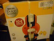 Kaffeemaschine Krups ungebraucht