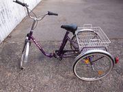 KYNAST Behinderten Dreirad
