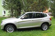 BMW X3 Dreive