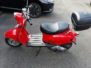 Motorroller 49 ccm Retro Star