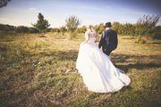 Brautkleid von Sincerity Gr 40-42