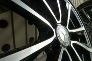 4 Kompletträder Mercedes
