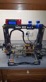 3D Drucker hellobee