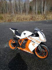 KTM 1190 RC8 Doyles Athlone