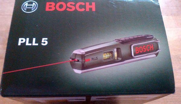 Bosch Laser Entfernungsmesser Mit Wasserwaage : Bosch laser wasserwaage pll halterung nicht neu ovp in