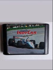 Newman Haas Indycar - Sega Mega
