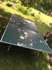 Tischtennisplatte zu verkaufen