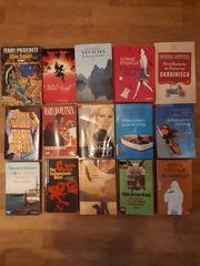 Sammlung von 15 Romane verschiedener