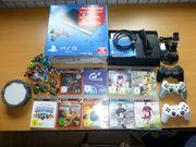 PS3 mit 500 GB 3
