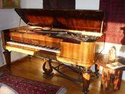 Preisreduktion altes Tafelklavier Klavier ist