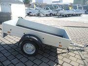 Gebrauchter Humbaur PKW Anhänger H752010
