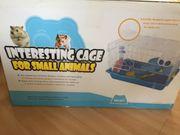 Hamster Mäusekäfig neu originalverpackt