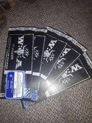 5x Wacken All In Tickets
