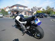 Suzuki Gladius 650 ccm mit