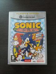 SONIC Mega Collection Nintendo Gamecube