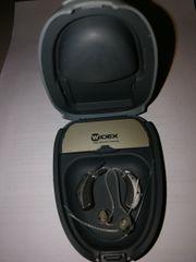 Widex Hörgeräte gebraucht