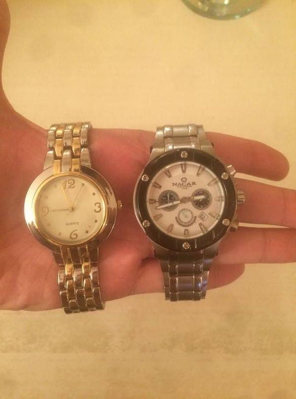 2 Uhren für » Uhren