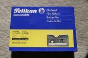 Filmband schwarz Pelikan für Schreibmaschine