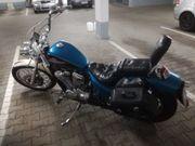 Motorrad Honda Shadow