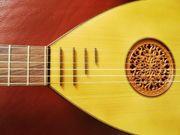 Gitarrenlaute Guriema E10