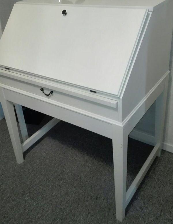 Sekretär Ikea sekretär ikea hemnes in weiß in reinbek ikea möbel kaufen und