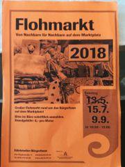 Flohmarkt Eidelstedt auf