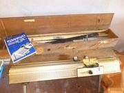 Strickmaschine Strickapparat Swiss-