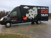 Food Truck, Verkaufswagen,