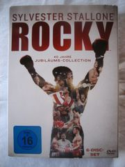 SYLVESTER STALLONE ROCKY 40 Jahre