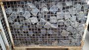Basalt-Pflasterstein Kopfsteinpflaster klein ca 10