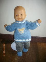 Little baby Born First Annabell