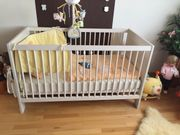 Kinderbett / Babybett+ Matratze +
