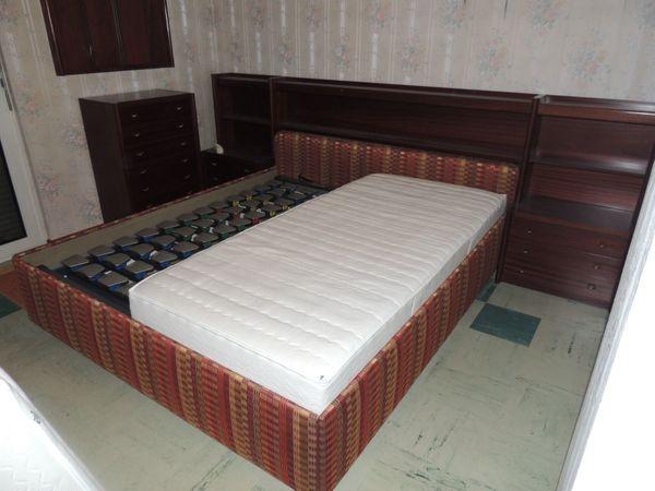 Zu Verschenken Komplettes Schlafzimmer Echtholzfunier Mahagoni