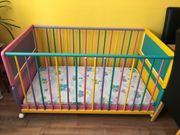Babyzimmer bunt