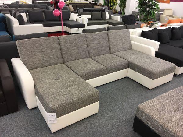 AuBergewohnlich ARTE U Schlafcouch Ecksofa Couch